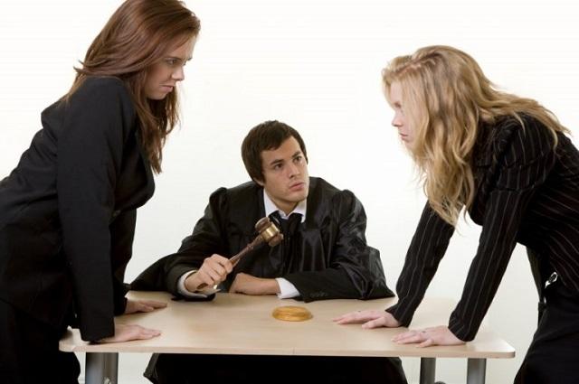 дележ имущества из-за неправильного завещания